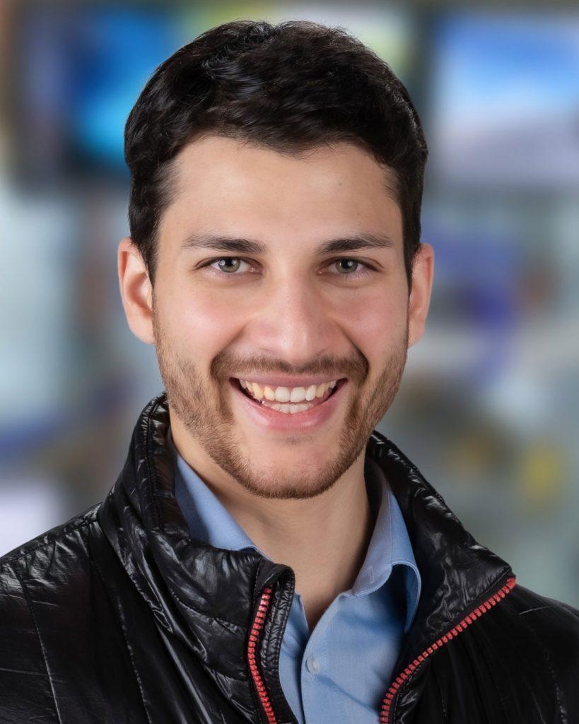 Portrait of Martin Aggarwal