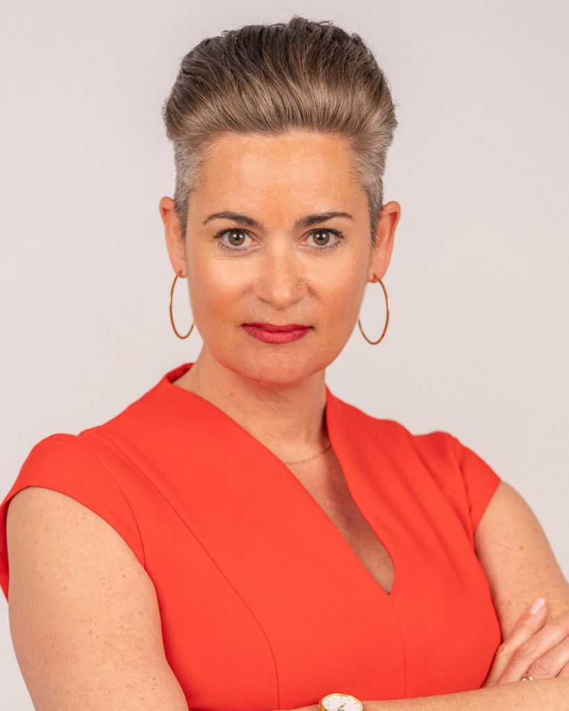 Portrait of Orla Baumgartner