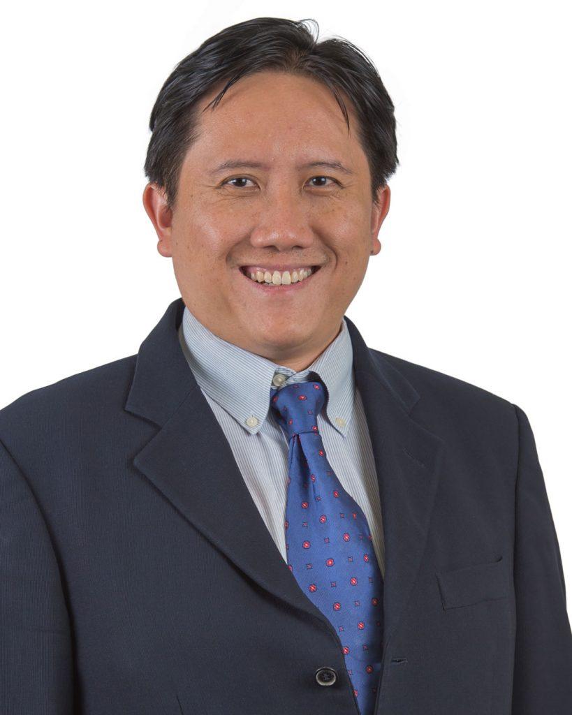 Portrait of Edwin Chow