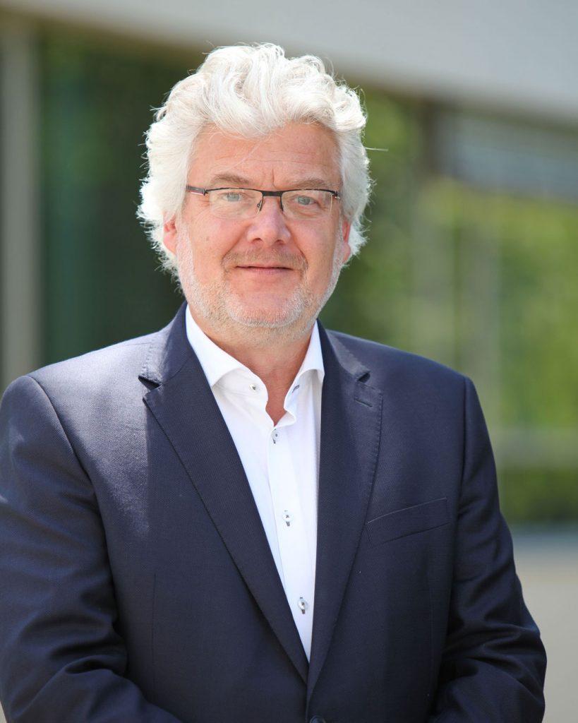 Portrait of Gerhard Greiner