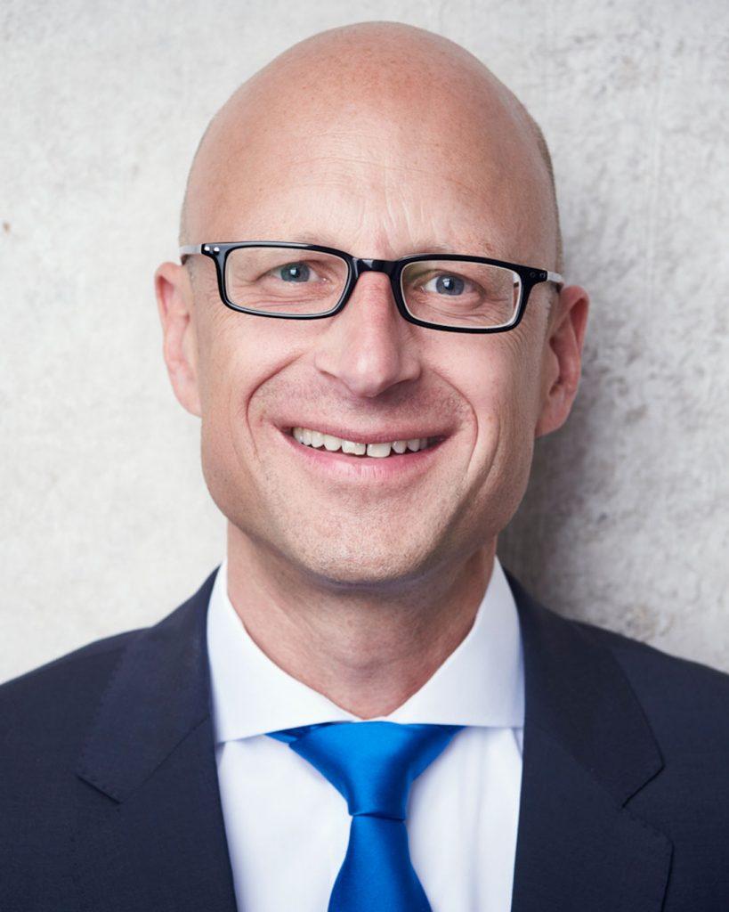 Portrait of Ralf Büchele