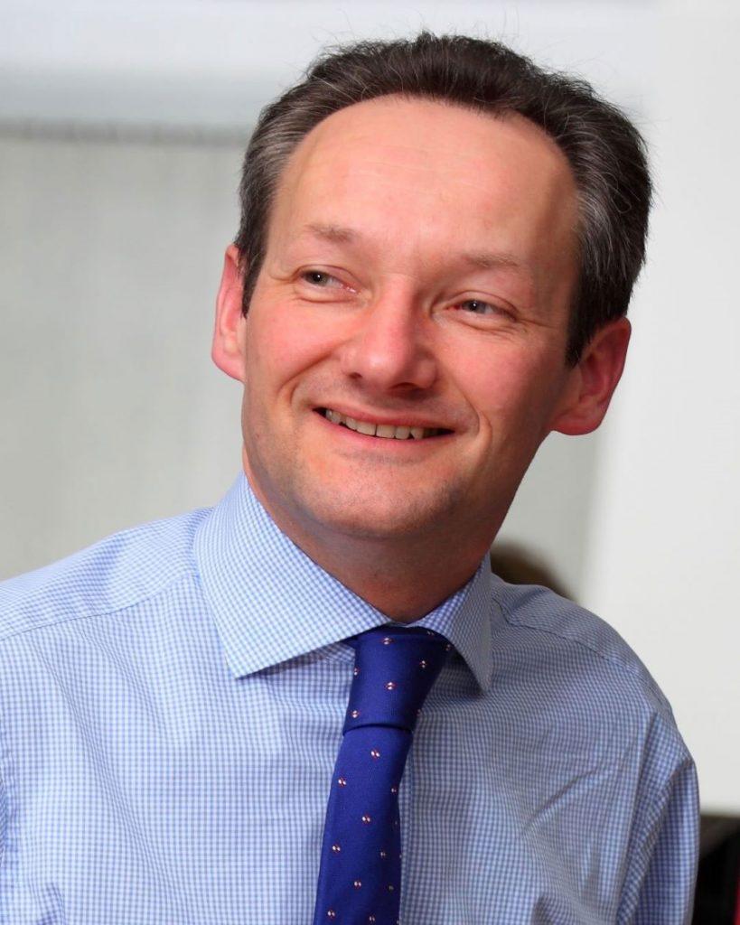 Portrait of David Golding