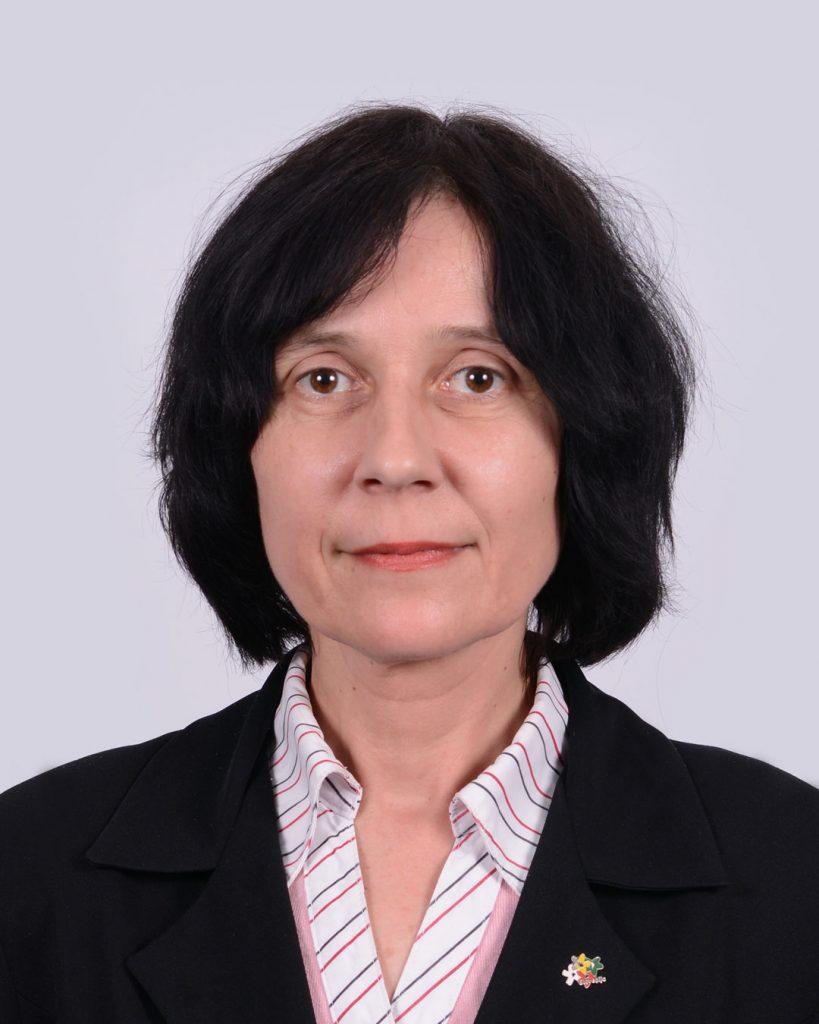 Portrait of Dijana Likar