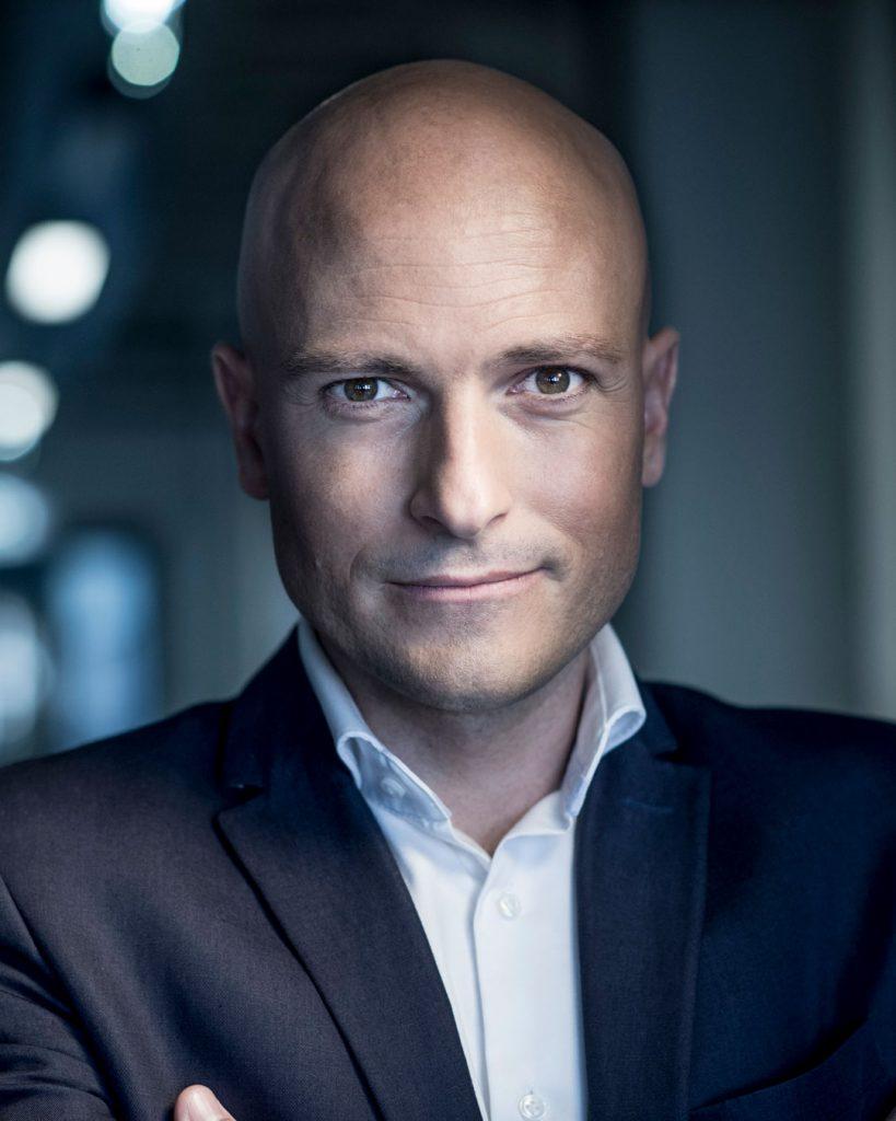 Portrait of Martin Mössler