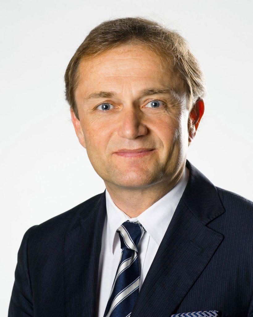 Portrait of Ulrich Schuh