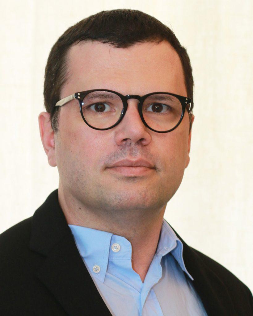 Portrait of Alexandre Barragat