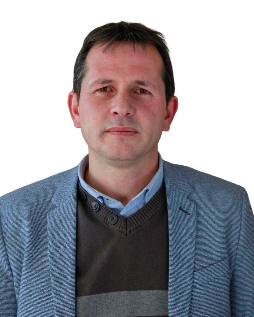 Portrait of Arban Uka
