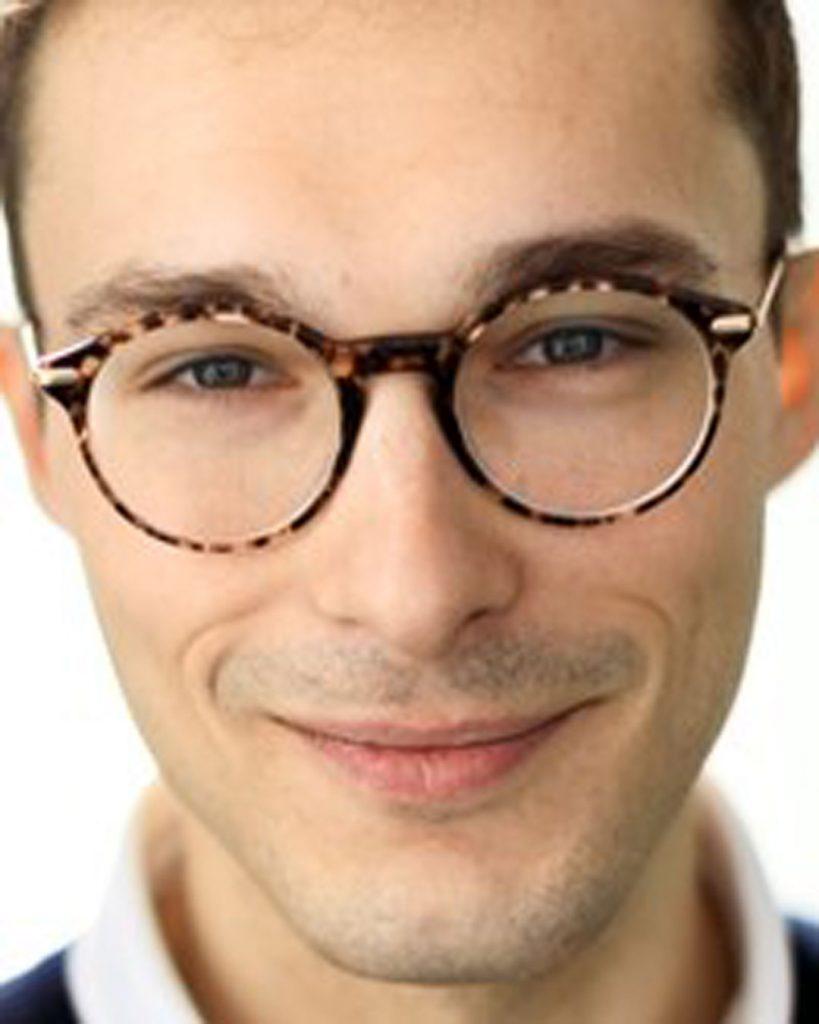 Portrait of Ben Jorgensen