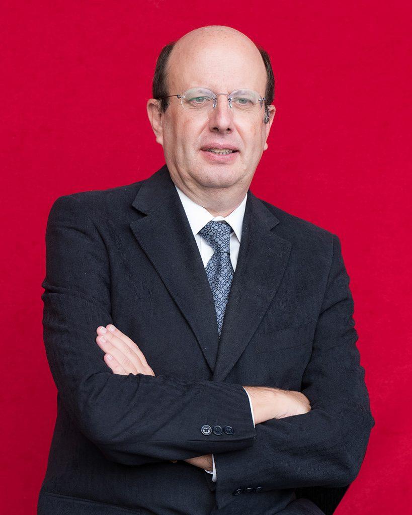 Portrait of Carlos Garcia Delgado
