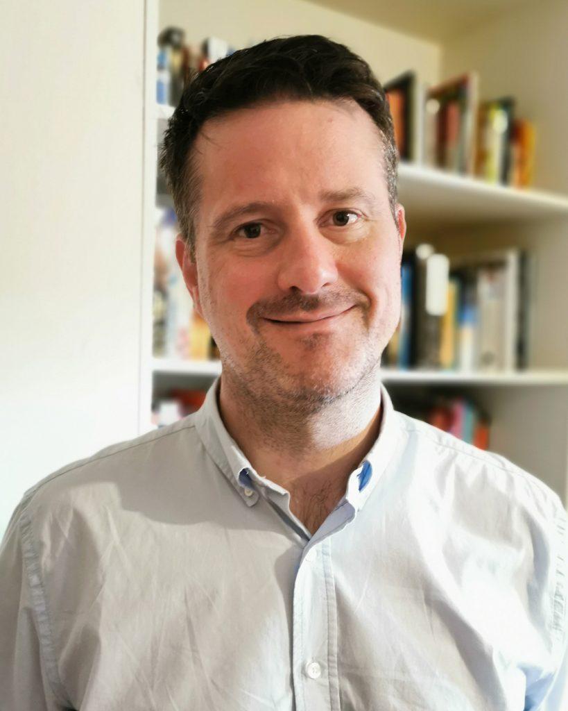 Portrait of Chris Edlin