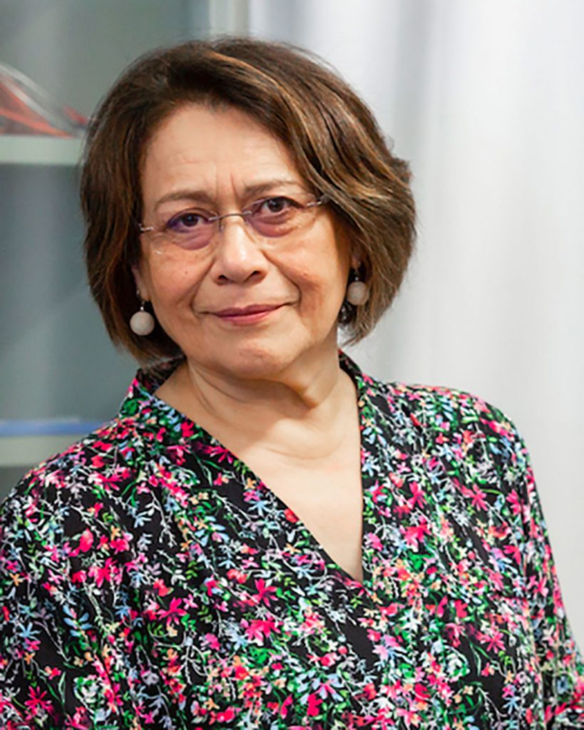 Portrait of Clivia Sotomayor Torres