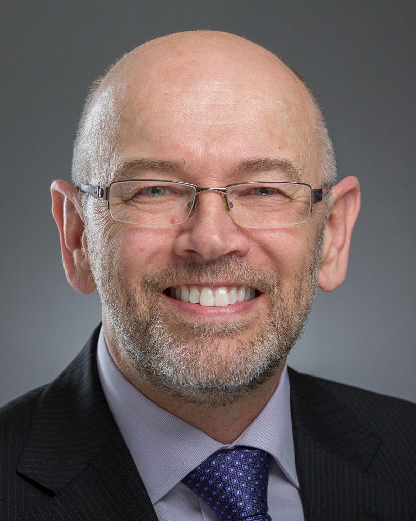 Portrait of David Lisk