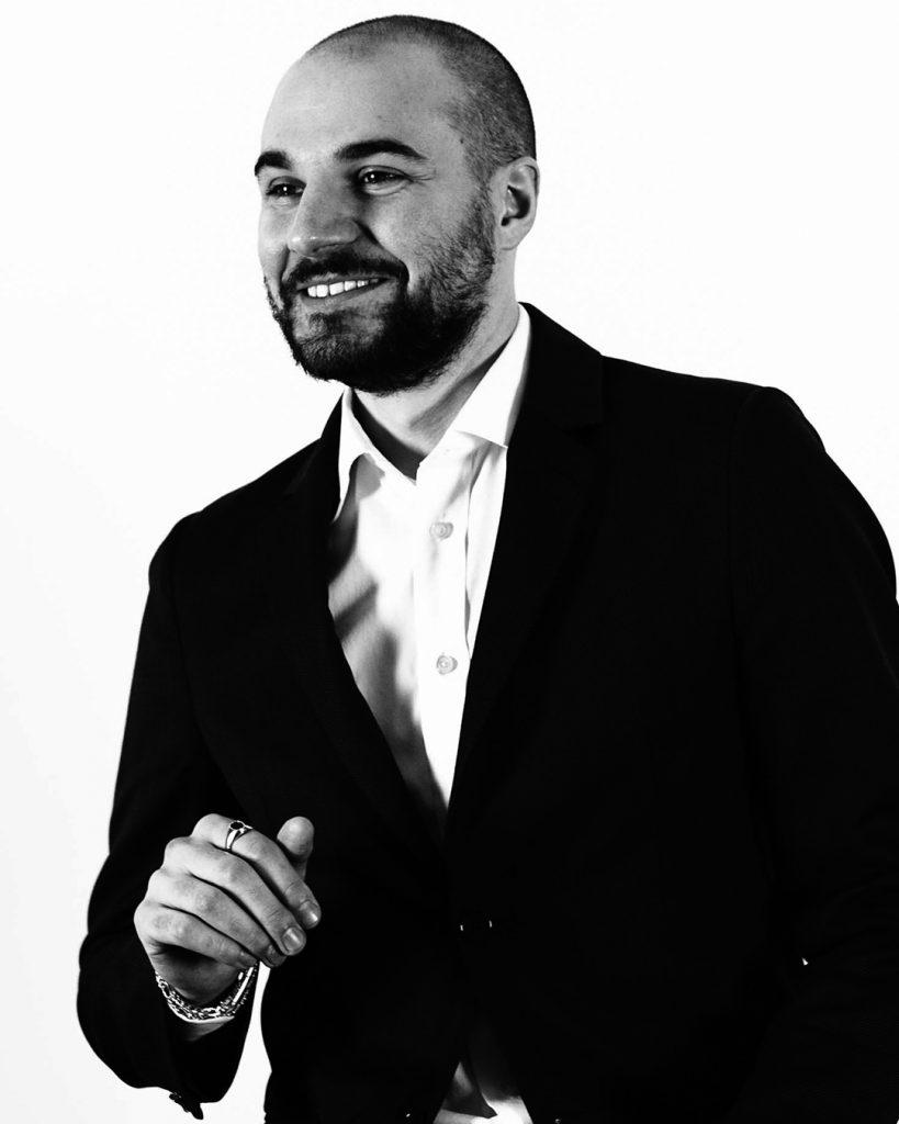 Portrait of Davide Delaiti