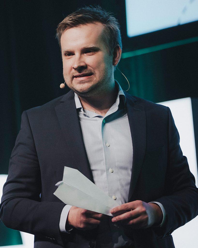 Portrait of Dusan Urban