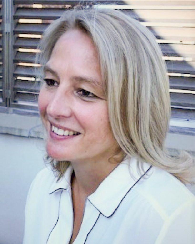 Portrait of Fabienne Gautier
