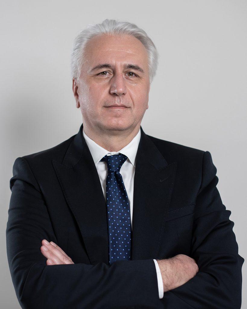 Portrait of Giuseppe Borghi
