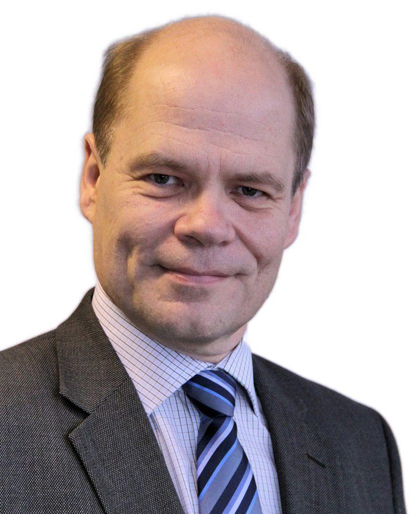 Portrait of Heikki Uusi-Honko