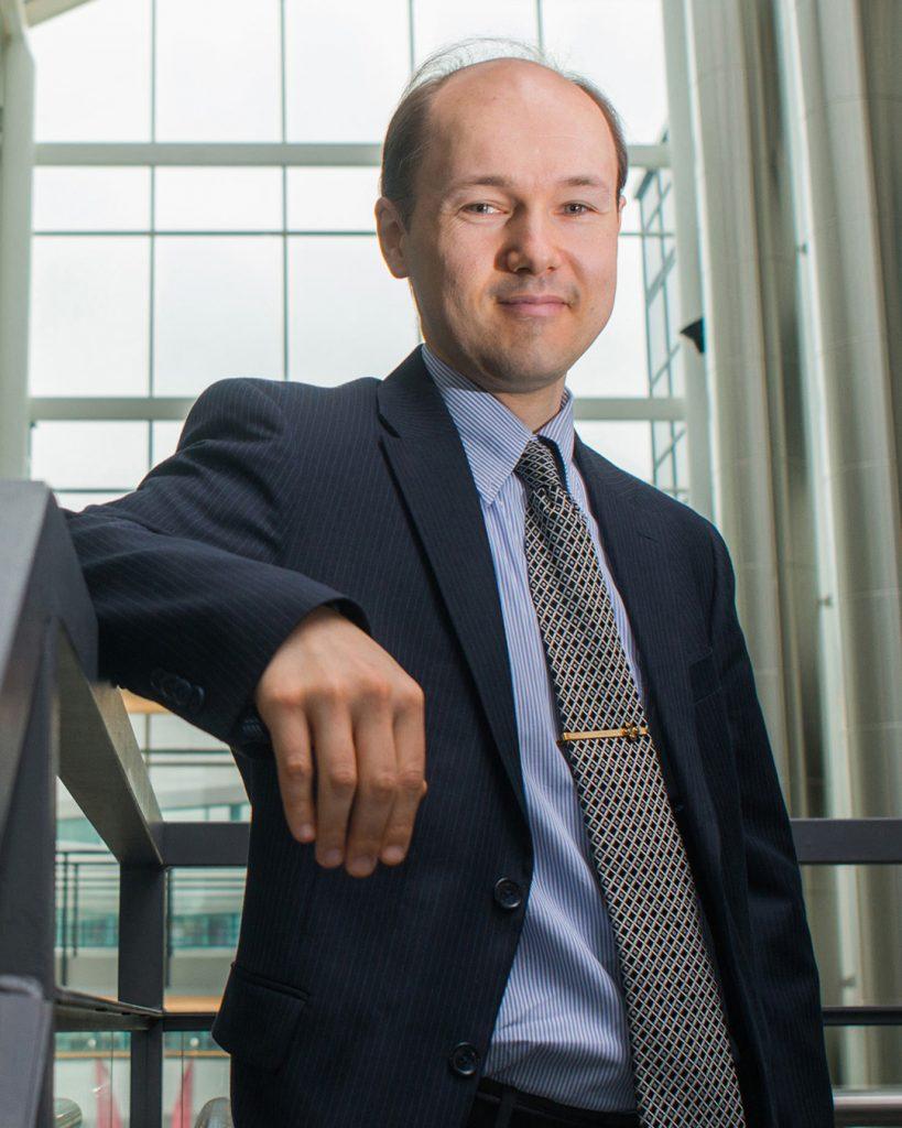 Portrait of Jan Segerstam
