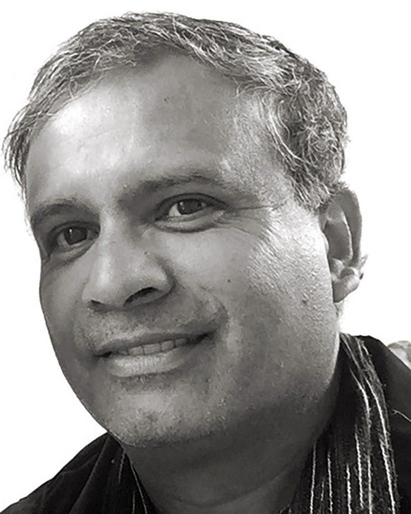 Portrait of Rajan Kanna