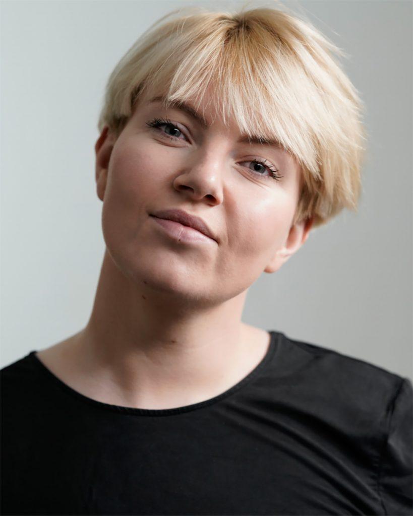 Portrait of Katharina Beitz