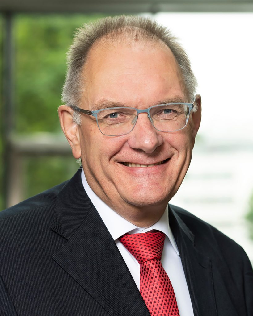 Portrait of Klaus Beetz