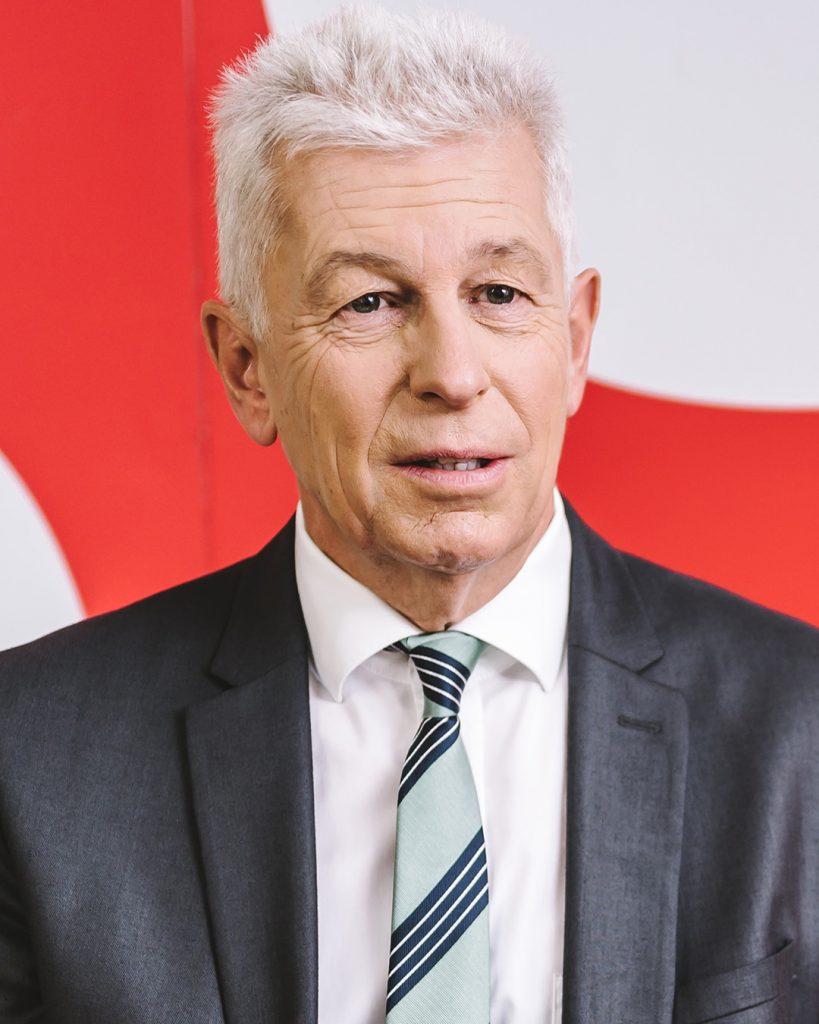 Portrait of Klaus Pseiner