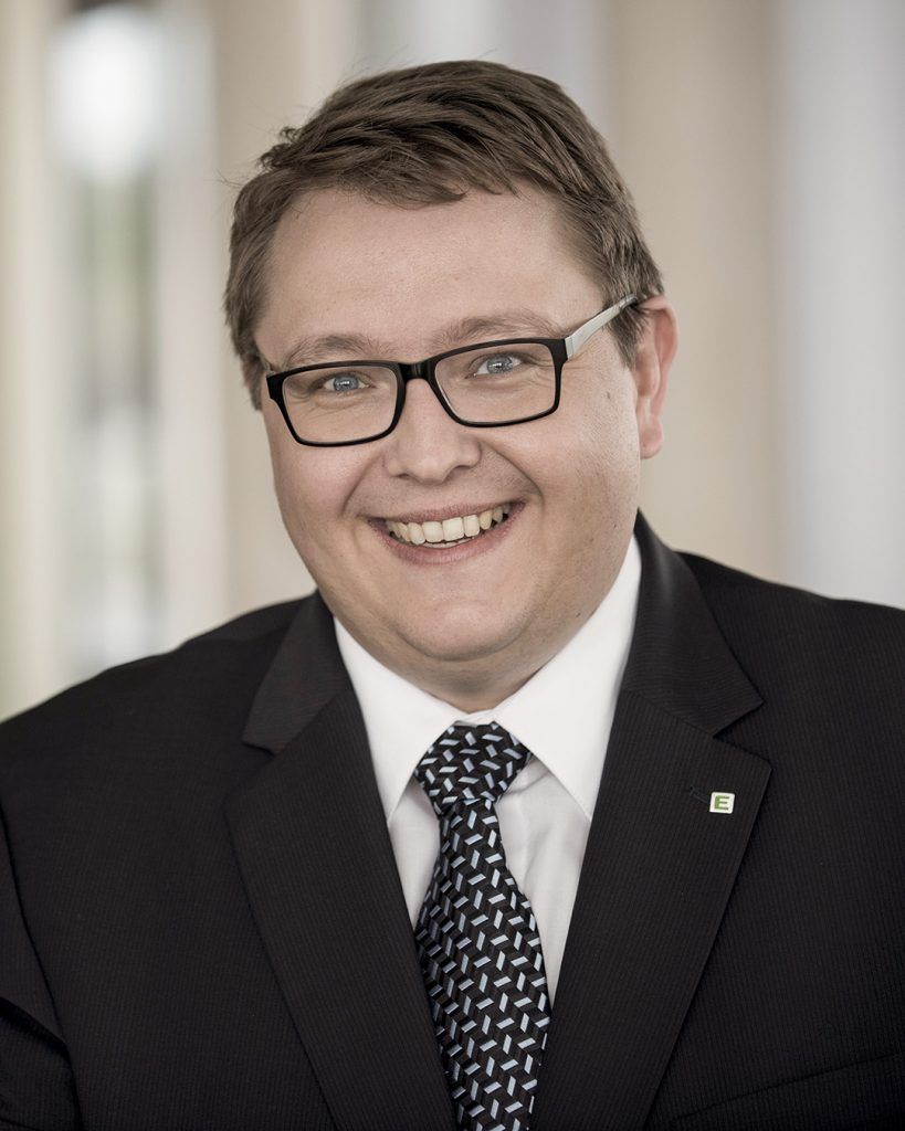 Portrait of Martin Graf