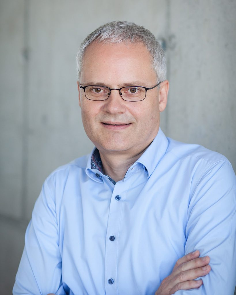 Portrait of Andreas Krug