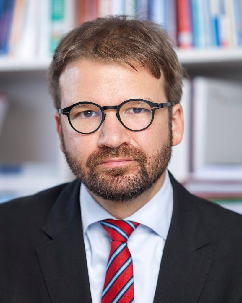 Portrait of Herwig Ostermann