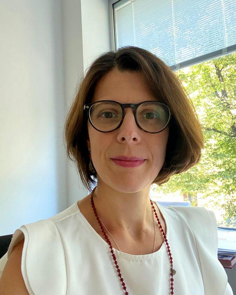 Portrait of Natalia Garcia-Mozo