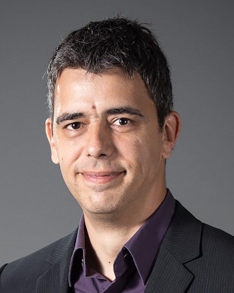 Portrait of Milan Vukovic