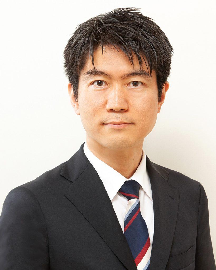 Portrait of Mizuguchi Dai