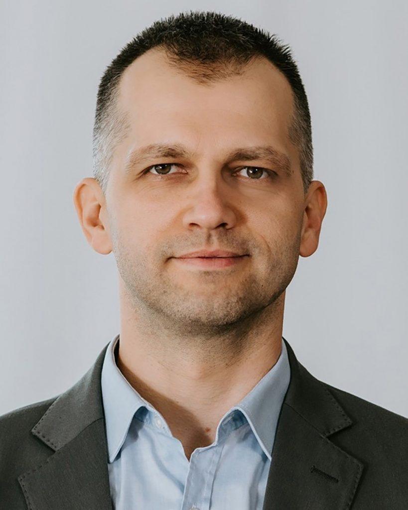 Portrait of Mladen Kostic