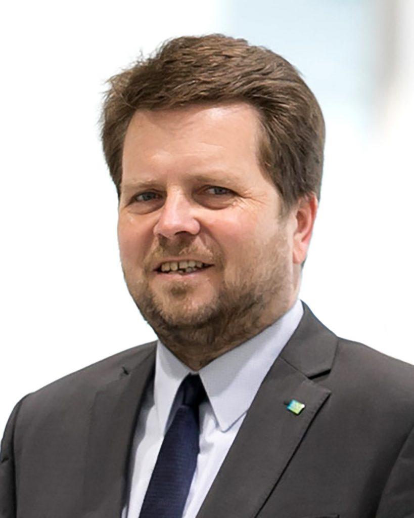 Portrait of Oliver Wieser