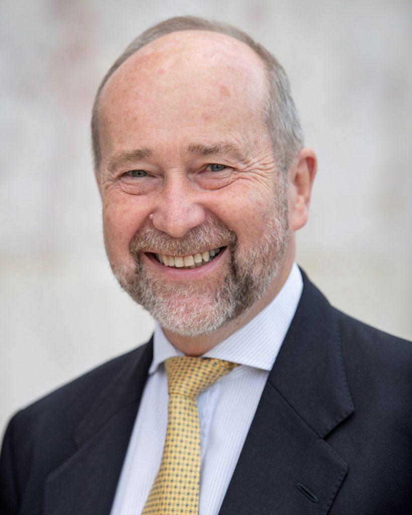 Portrait of Peter Connock