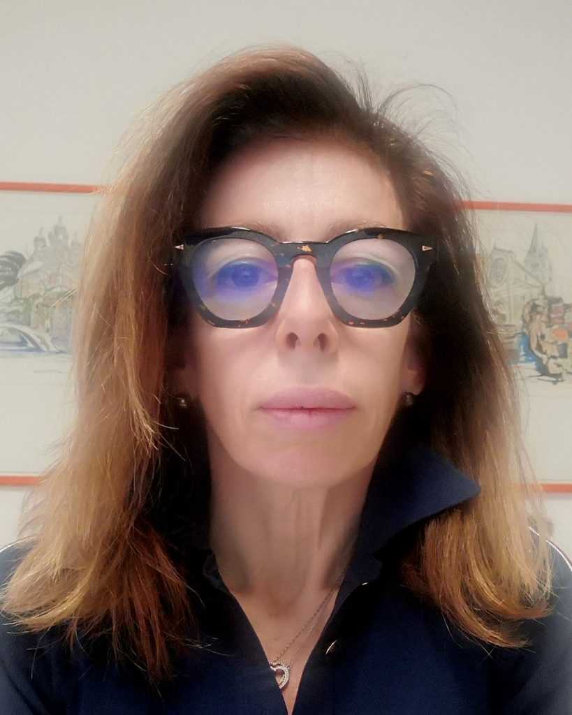 Portrait of Raffaela Bruzzone