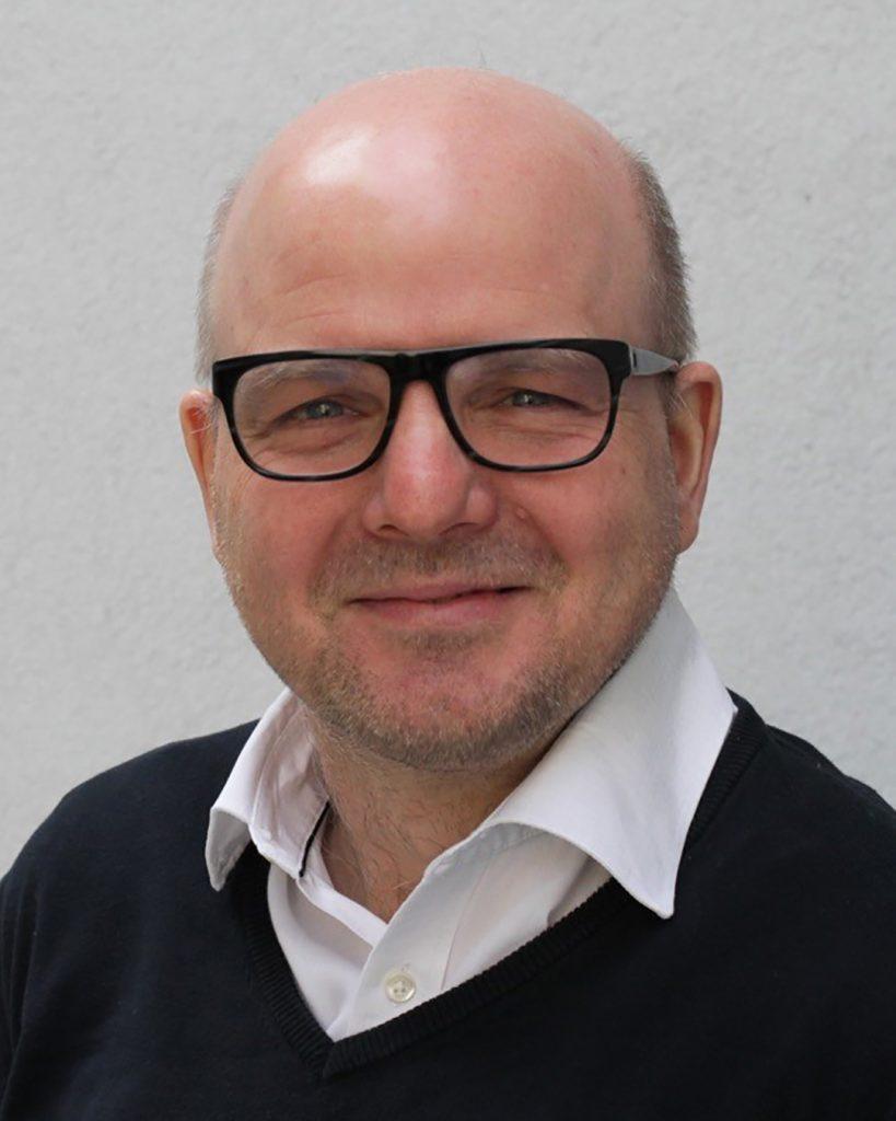 Portrait of Rainer Schultheis