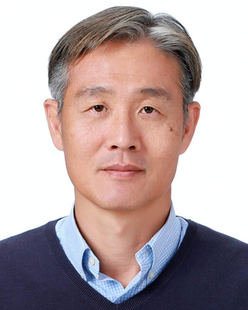 Portrait of Sangjin Choi