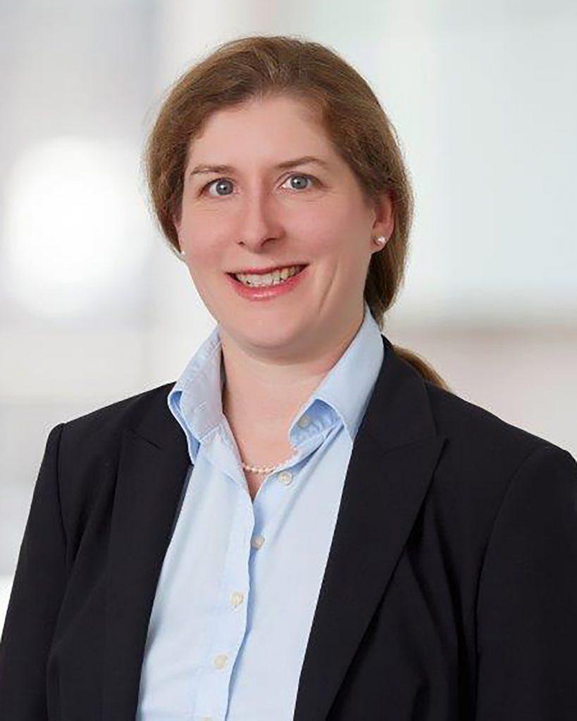 Portrait of Sibyl Scharrer