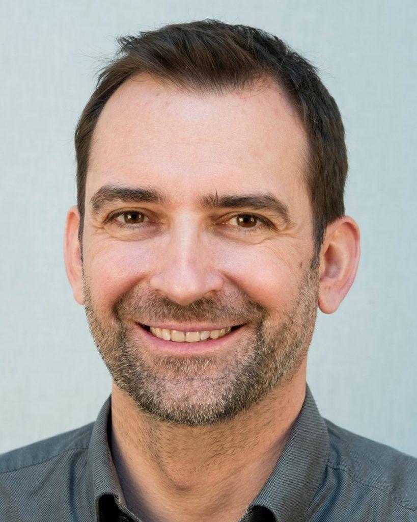 Portrait of Stefan Schafranek