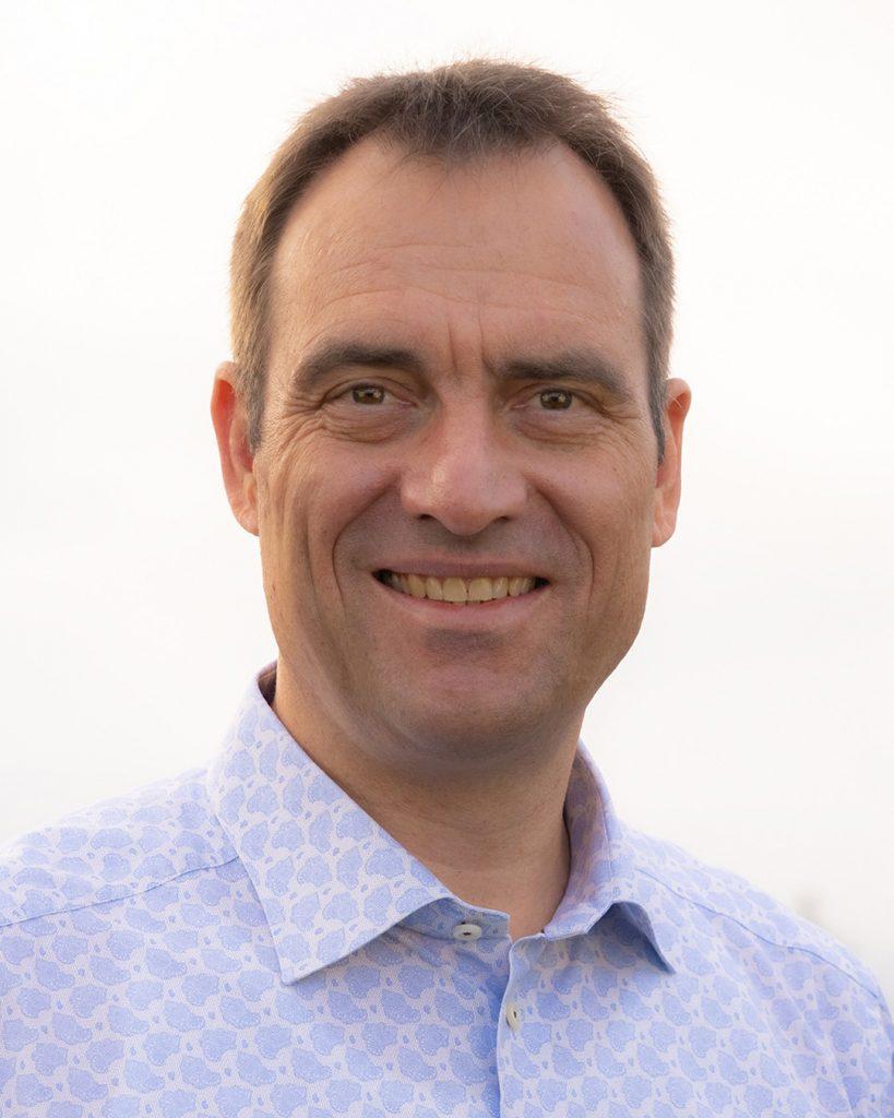 Portrait of Stefan Scherer