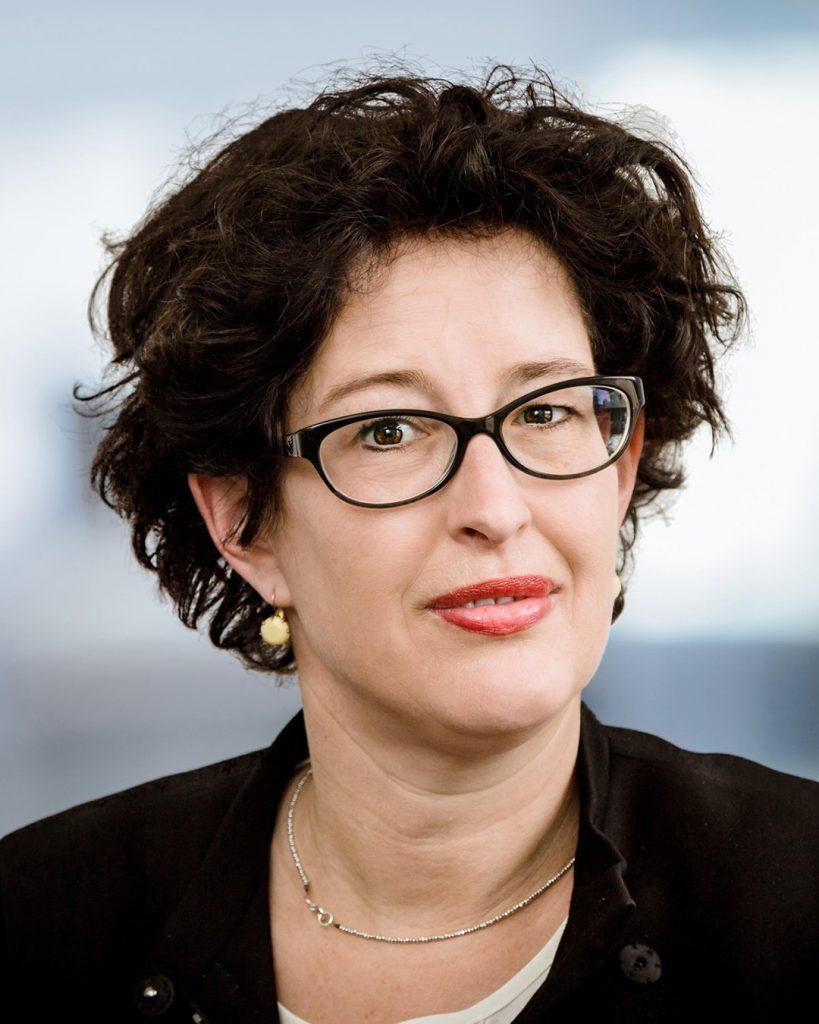 Portrait of Verena Vescoli