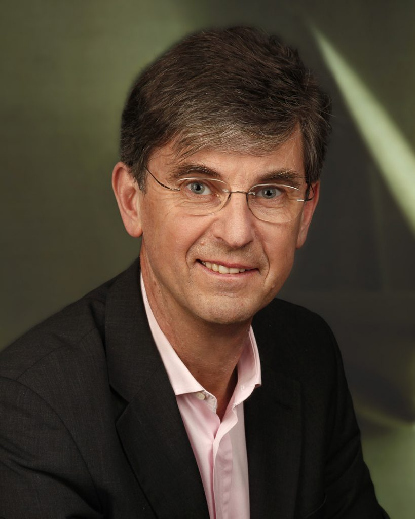 Portrait of Werner Leodolter