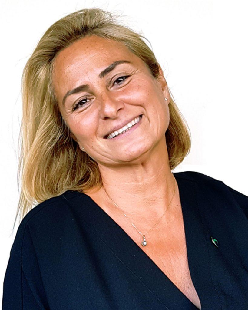 Portrait of Zeynep Sarılar