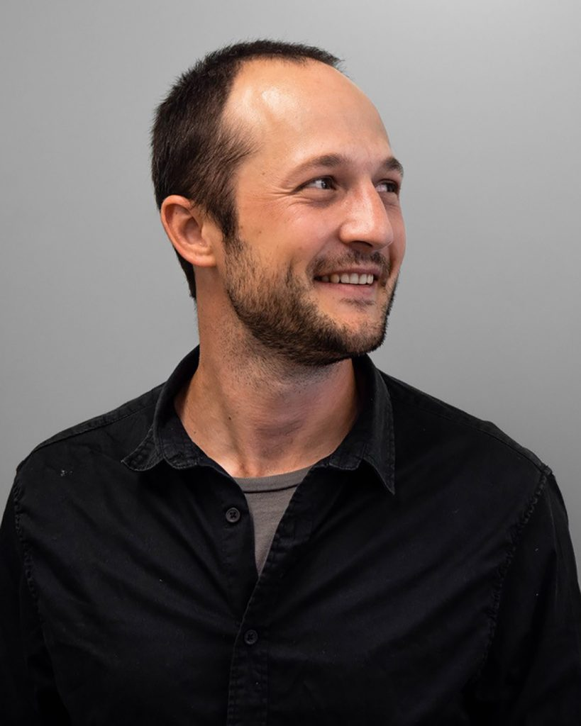 Portrait of Thomas Saier