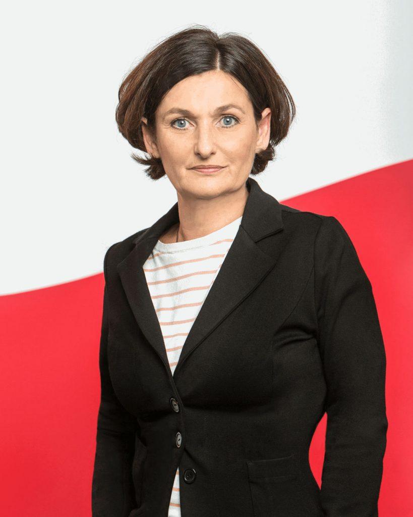 Portrait of Andrea Höglinger