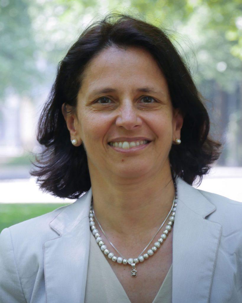 Portrait of Enrica Chiozza