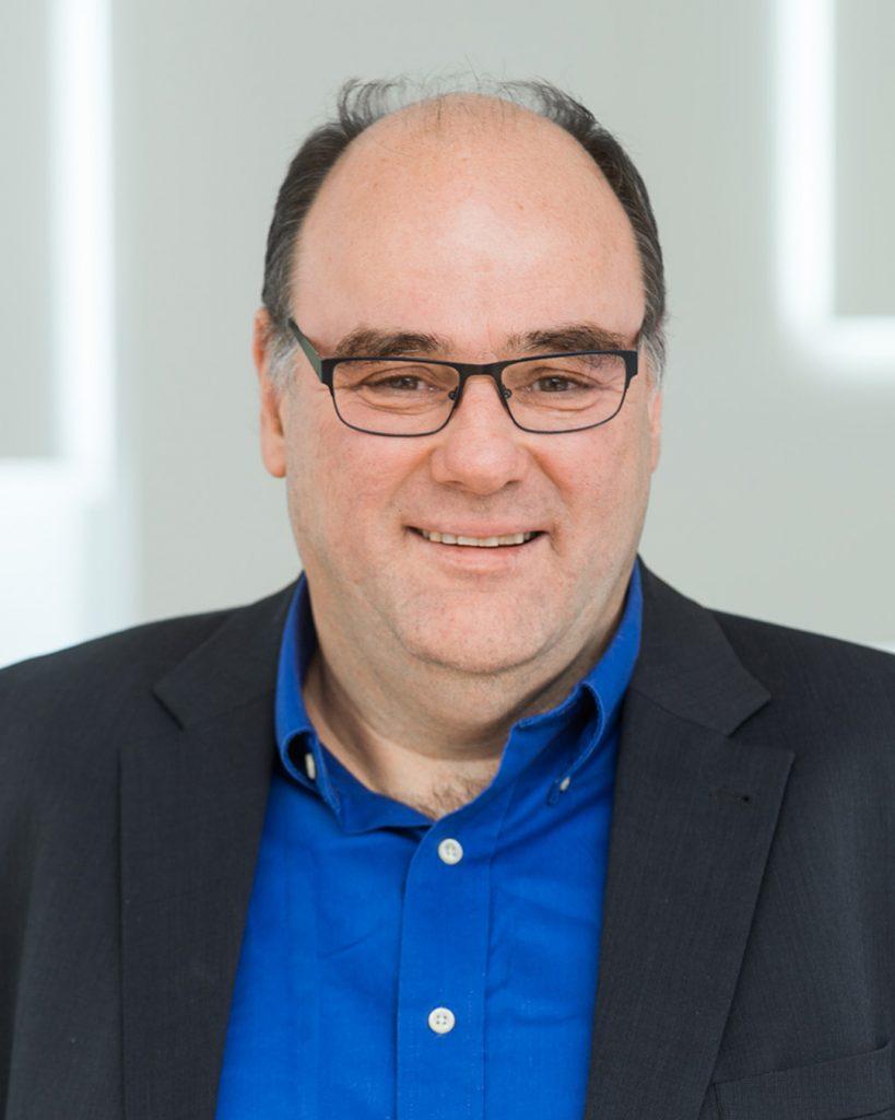 Portrait of Stefan Finkbeiner