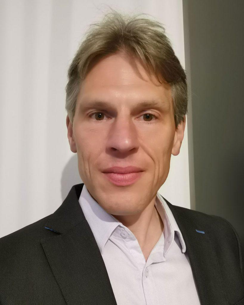Portrait of Gunnar Matthiesen
