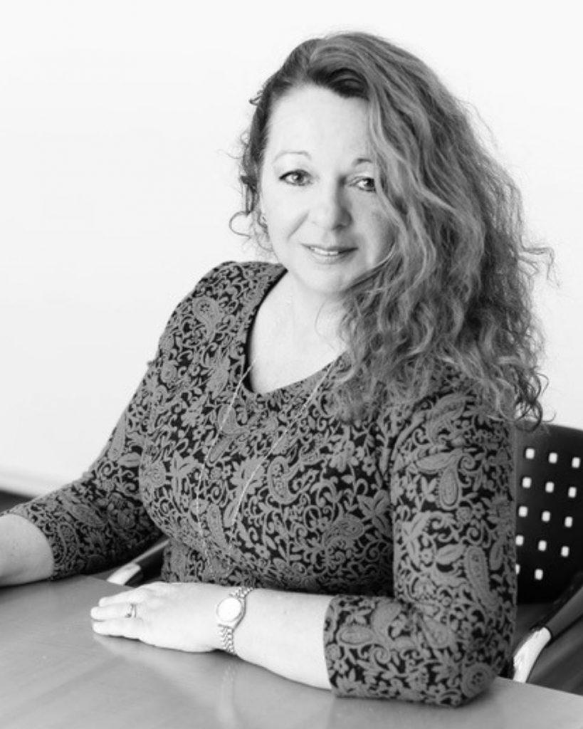 Portrait of Helen Gammons
